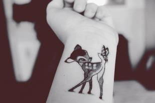 tatouage Disney