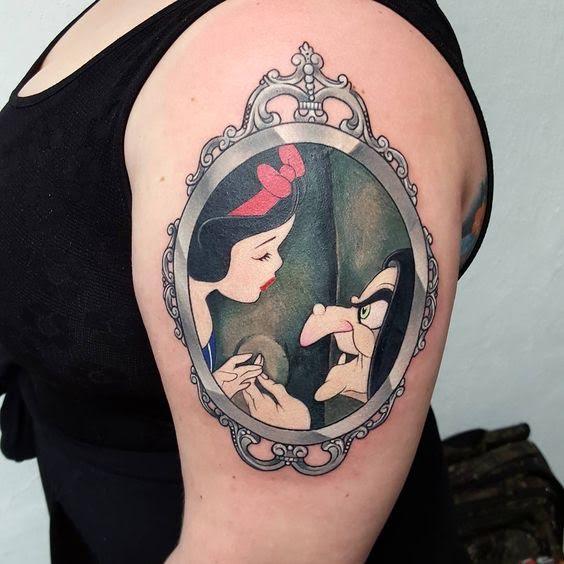 25 Tatouages Pour Les Fans De Disney