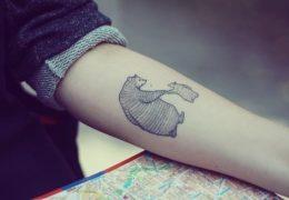 25 tatouages d'animaux
