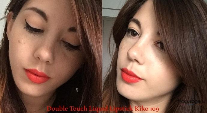 Les Double Touch Lipsticks de Kiko