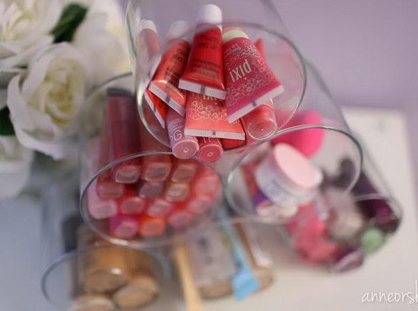 25 id es pour ranger votre maquillage - Idee de rangement maquillage ...