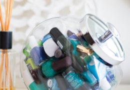 25 idées de rangement maquillage 8