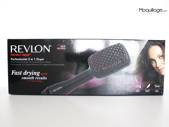 la brosse soufflante de revlon pourquoi je regrette mon achat. Black Bedroom Furniture Sets. Home Design Ideas