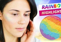 rainbow highliter