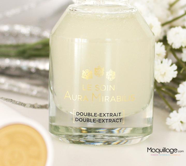 Roger & Gallet Aura Mirabilis : Le Sérum Double Extrait