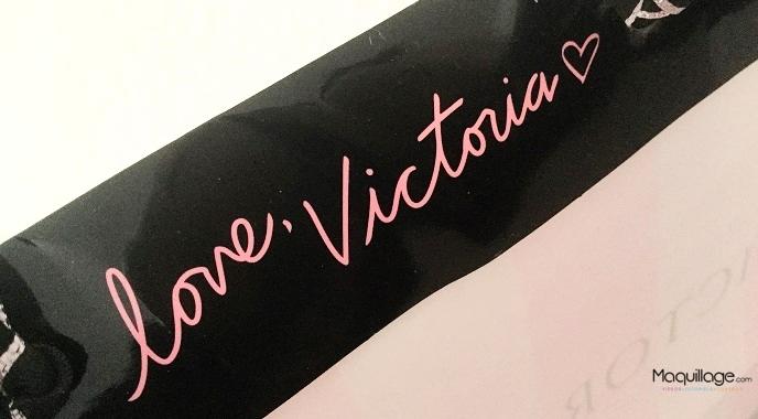 Mon nouveau parfum est ... Une brume Victoria Secret