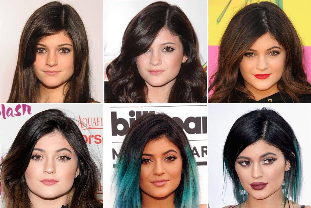 Kim, Kylie, Khloé … L'incroyable transformation des Kardashian 1