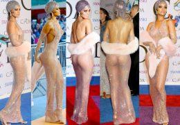 robes scandaleuses stars