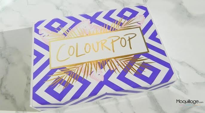 COLOUR POP Lippie Stix : La découverte