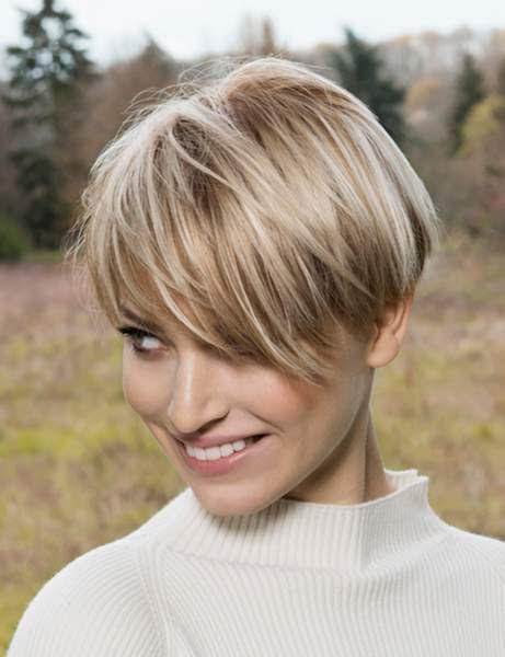 20 coupes de cheveux à adopter à 30-40 ans 1