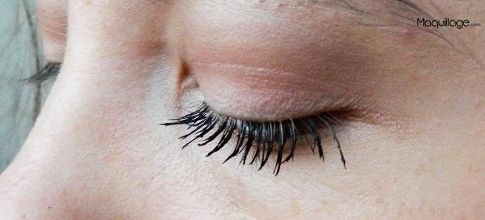 test Mascara Cinéscope de Sephora