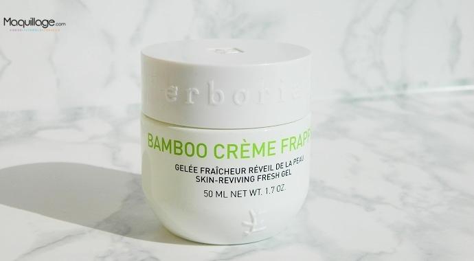 Bambou Crème frappée d'Erborian avis