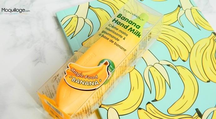 test creme mains banane tony moly