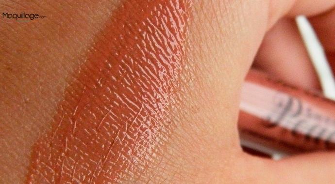 Sweet Peach Creamy Oil Gloss de Too Faced : Le Test