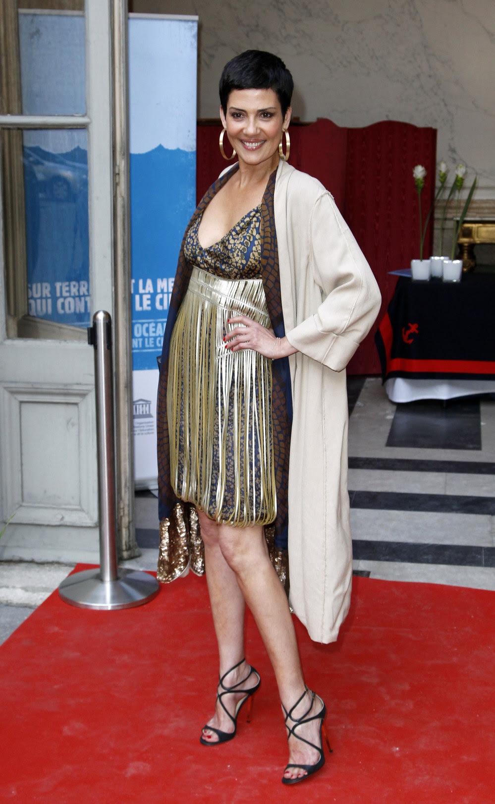 date de sortie: 966bf 7d8d0 DIAPO : Les plus beaux looks de Cristina Cordula ...
