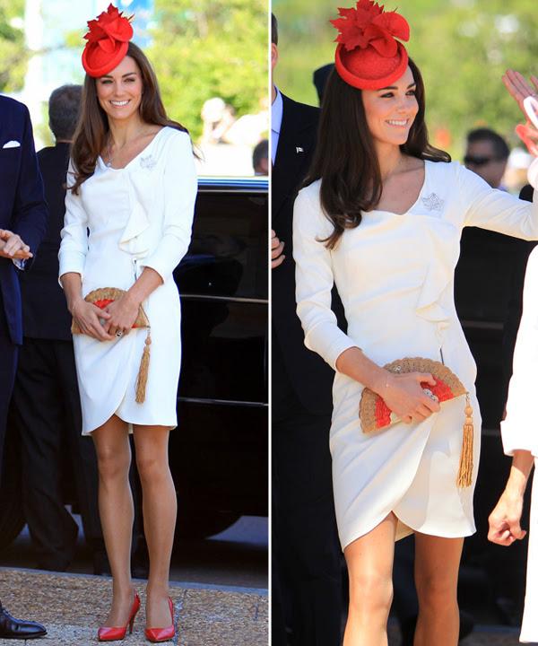 Les plus belles tenues de kate middleton - Les plus belles cheminees ...