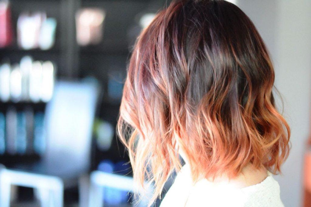 Coloration cheveux et maux de tete