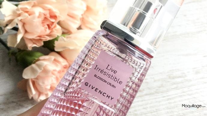 Mon Live Givenchy Irresistible Nouveau Blossom ParfumLe Crush De HD29IWE