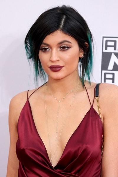 Kylie Jenner sans maquillage