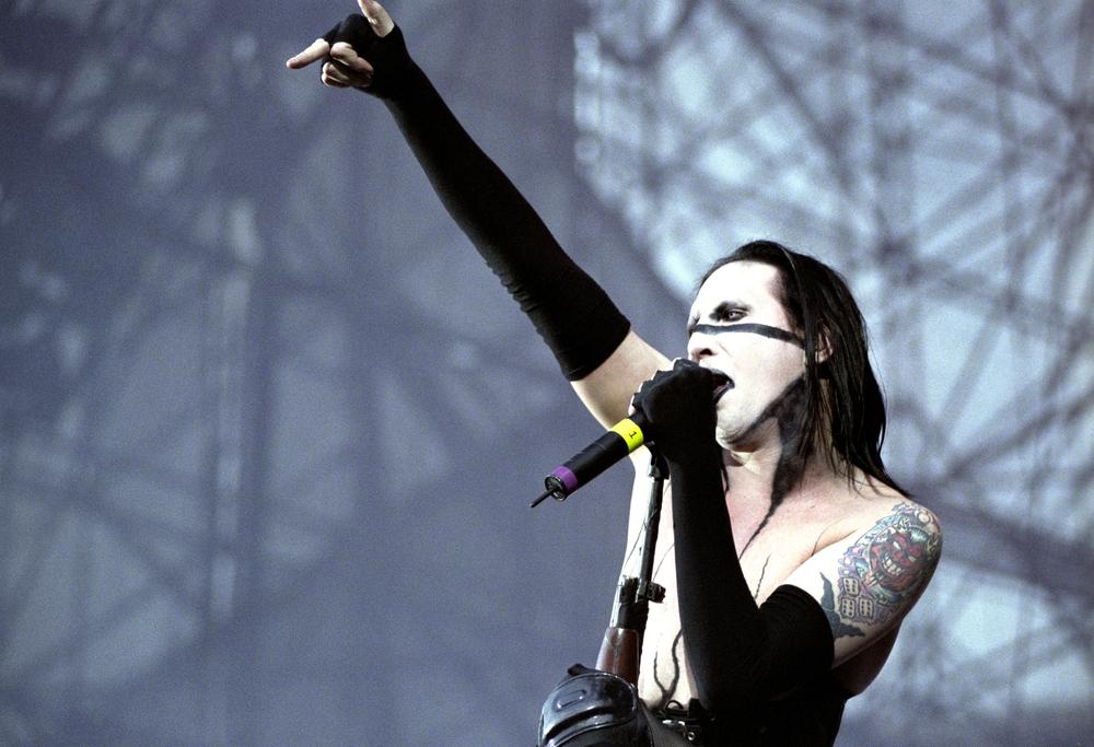 Marylin Manson sans maquillage photos et secrets sur la star